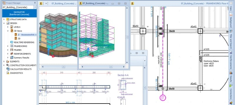 Structural Engineering Software | EdiLus | ACCA software