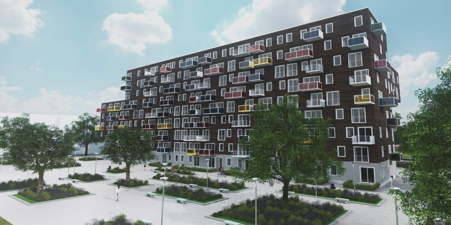 2D - 3D Modeling - Edificius LAND - Acca software