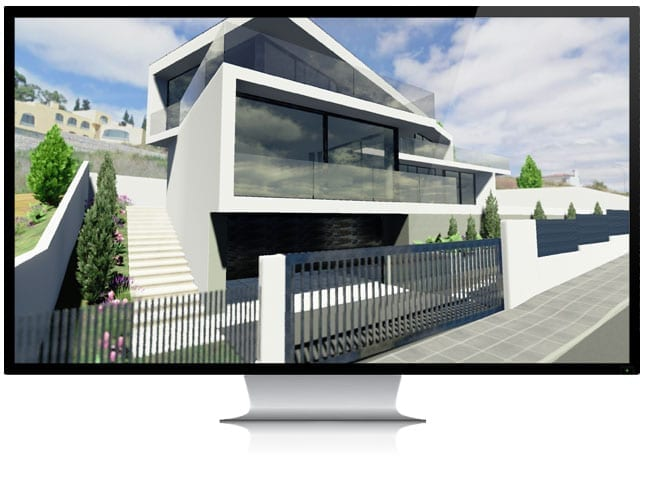 3d rendering software edificius acca software for Online rendering tool