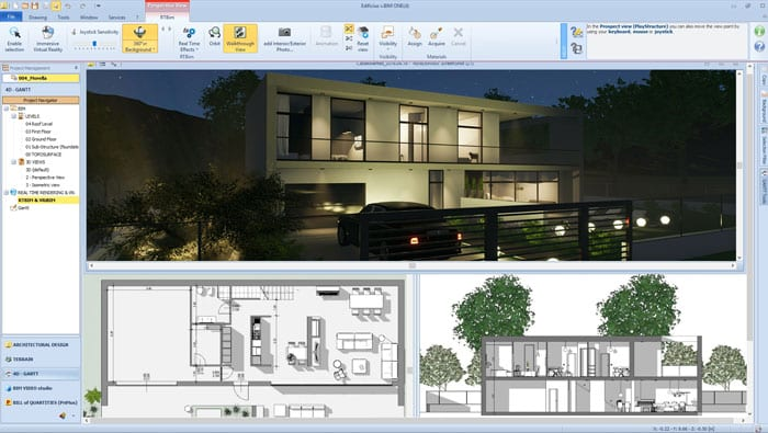 Architecture Design Software Edificius Acca Software
