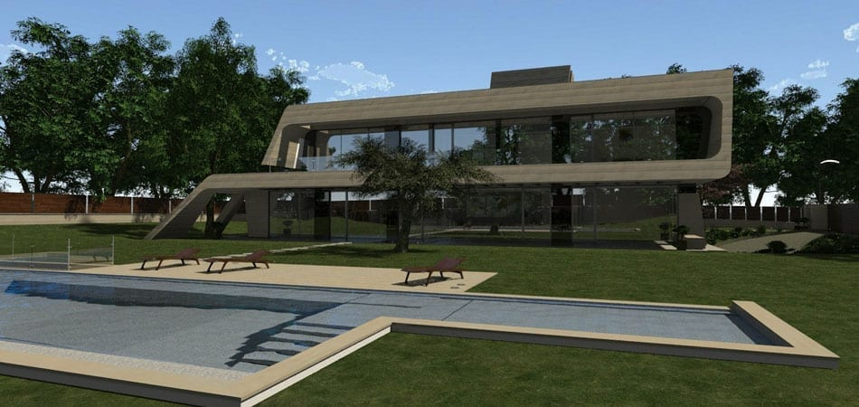 3D photorealistic rendering - BIM software - Edificius(10)