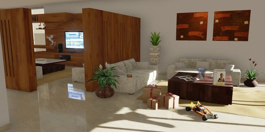 3D-Rendering Software Innenarchitektur(6)