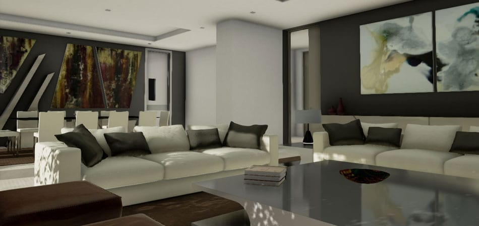 3D-Rendering Software Innenarchitektur(8)