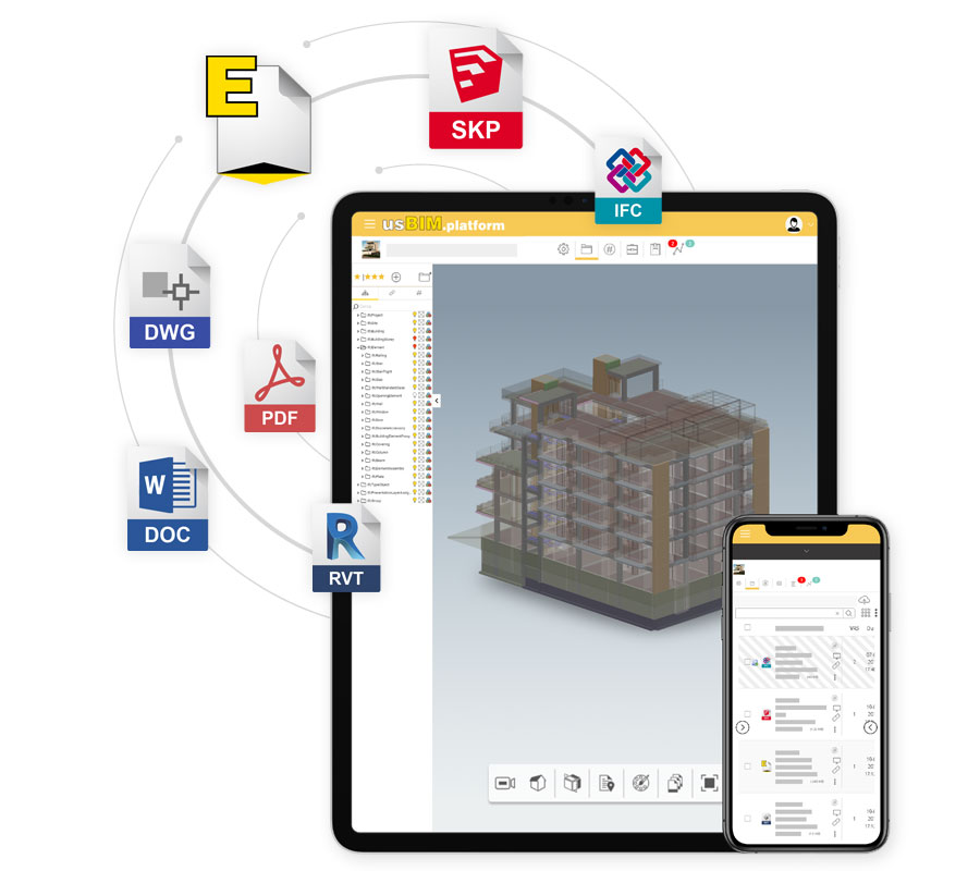 Collaborative BIM software with online platform - Edificius - ACCA software