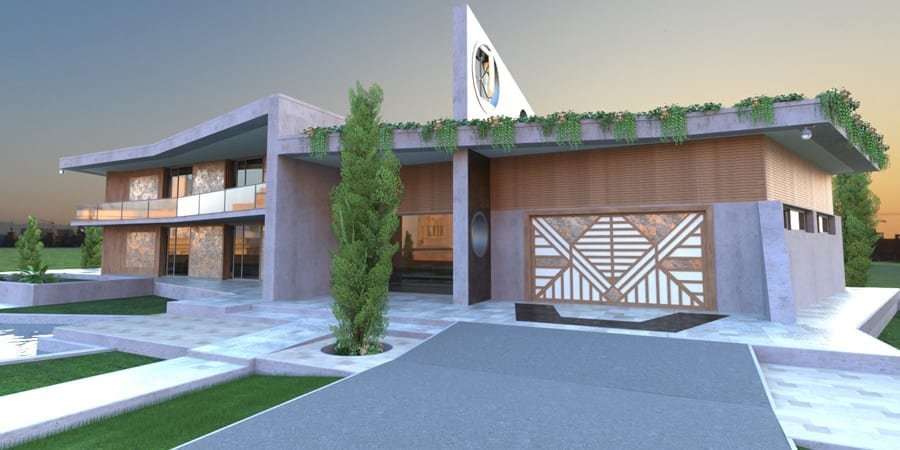 Photo Rendering 2 - Edificius - ACCA software