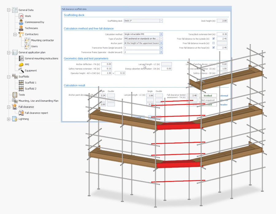 Scaffold Design Software Certus Scaffolding Acca Software