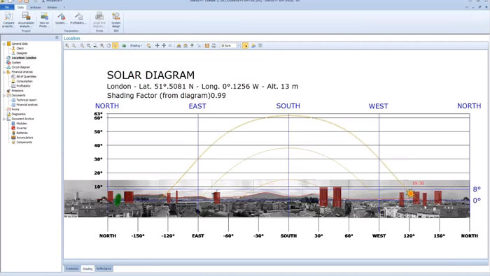 Solar Design Software Solarius Pv Acca Software