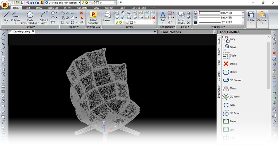 Convert your 3D models to the IFC file format