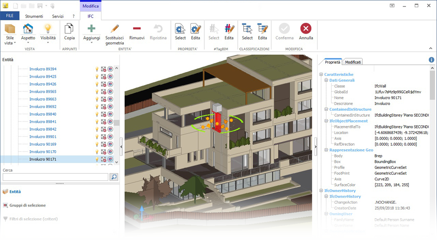 IFC Viewer | usBIM viewer+ | ACCA software