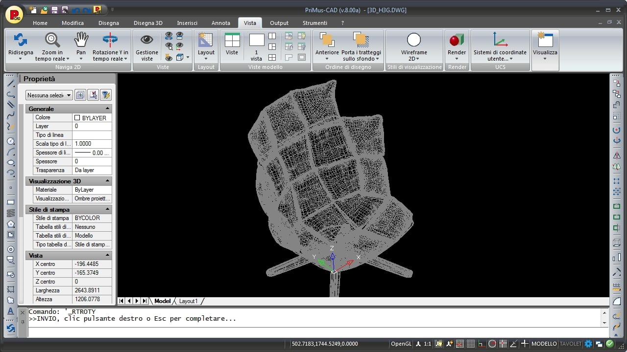 Converting 3D models to IFC files
